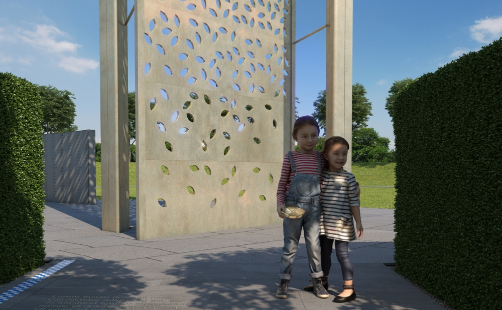 memorial_structure view with children